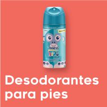 Desodorante kids